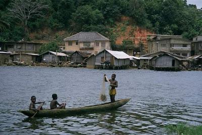 COSTA DE MARFIL, desde Abiyán hasta Korhogo 6