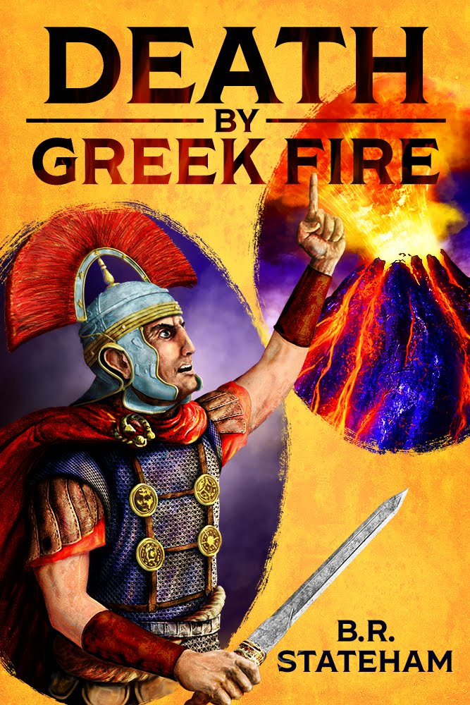 Death by Greek Fire