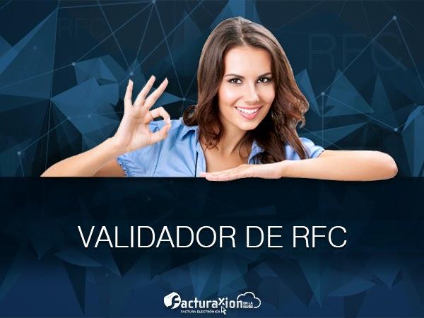 Nuevo Validador de RFC