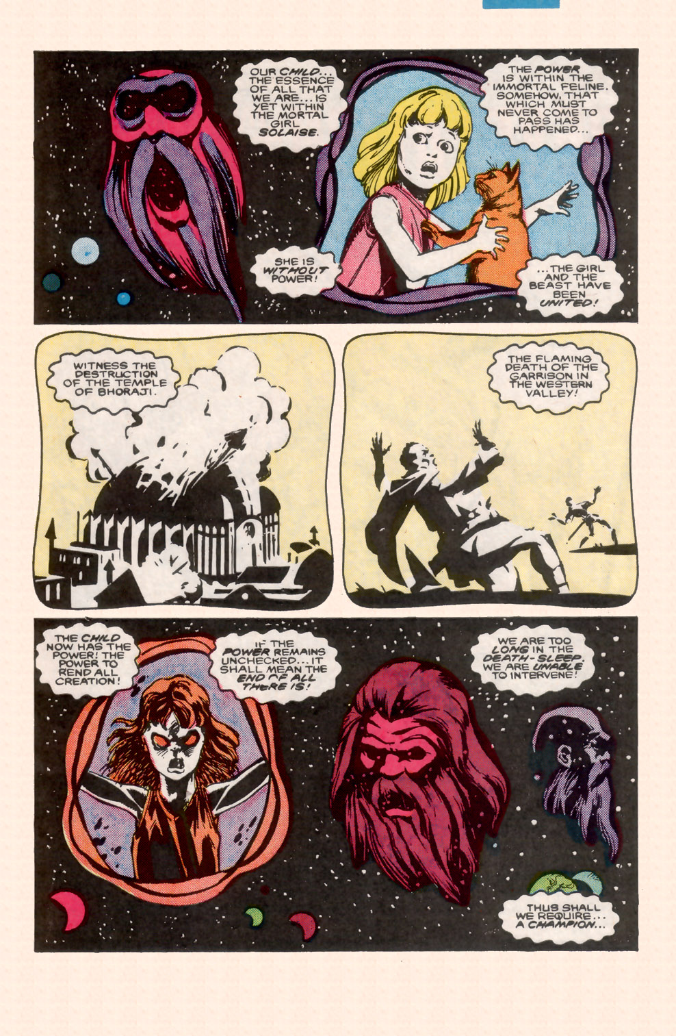 Conan the Barbarian (1970) Issue #199 #211 - English 4