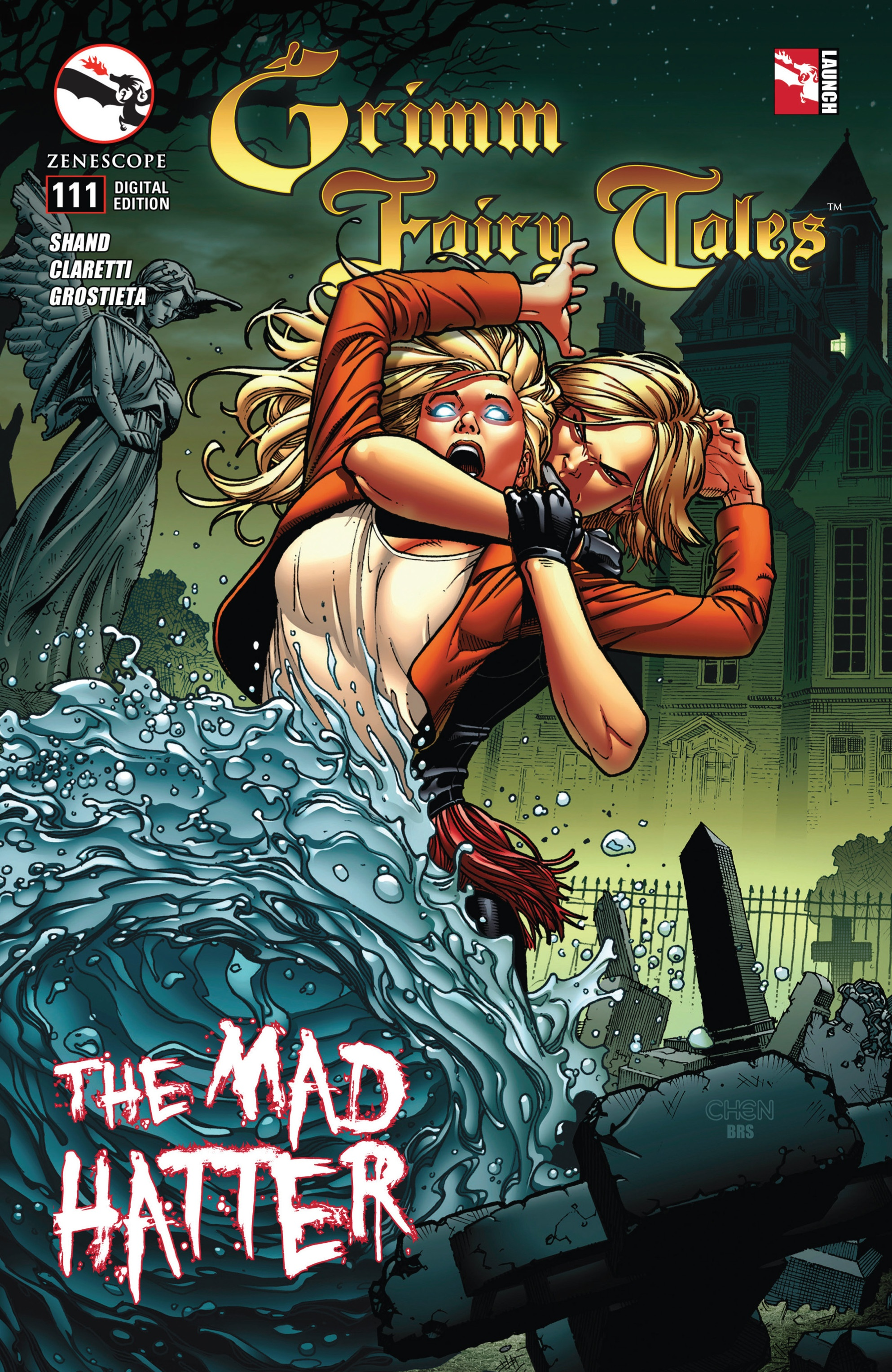 Grimm Fairy Tales (2005) Issue #111 #114 - English 1