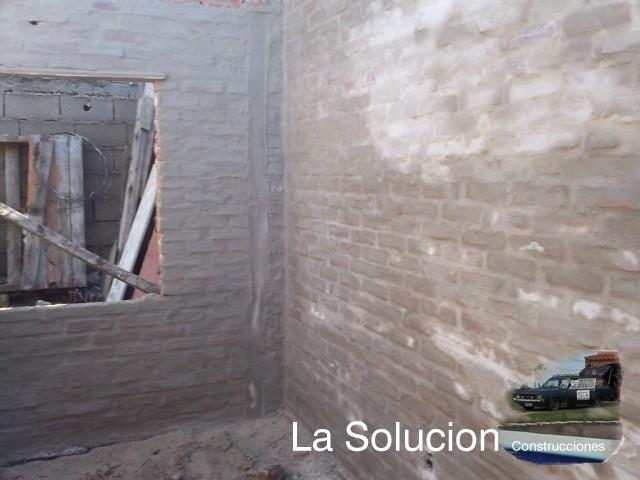 Solucionado bolseado como se hace revoque de pared caroldoey - Como se hace una pared de ladrillos ...