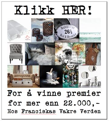 http://franciskasvakreverden.blogspot.dk/