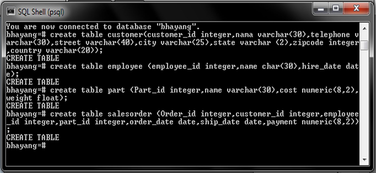Askcodemik: BASIS DATA 1 : SQL AGGREGATES and JOINING TABLE