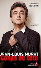 Concours : Gagnez le livre « Jean-Louis Murat : Coups de tête »