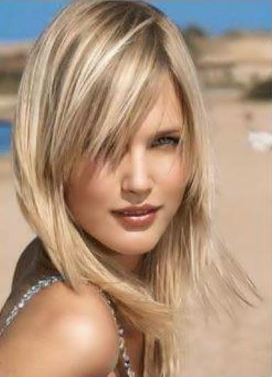 Si tu pelo es rubio puedes usar tonos miel y tonos cenizos. Renueva tu look y prueba con varias tonalidades.