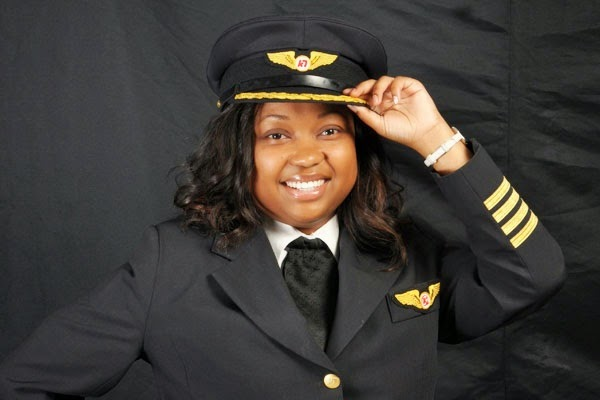 first female captain in africa