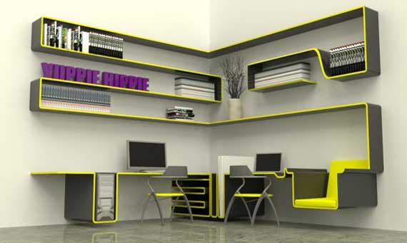 Single Line Furniture by Yuppie Hippie | Minimalist Home Dezine