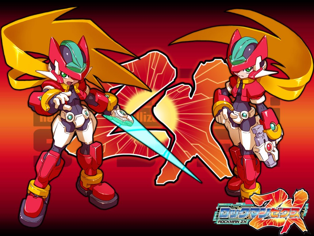 Megaman HD & Widescreen Wallpaper 0.537156211200914