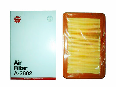 Air Filter - Filter Udara Hyundai Accent, Cakra
