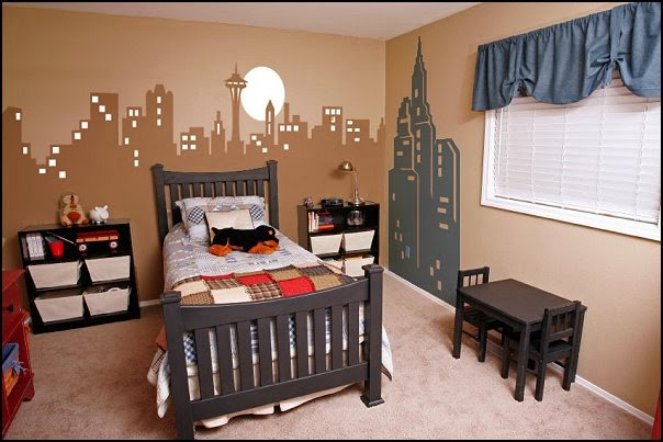 Decorating Theme Bedrooms - Maries Manor: Boys Bedroom Decorating