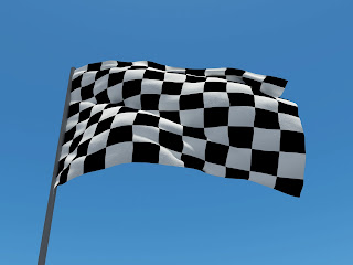 Take home the checkered flag