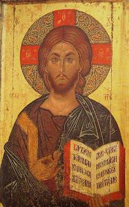 Ο Χριστός Σωτήρ (1495 μ.Χ.), Λουβαράς, Λεμεσός