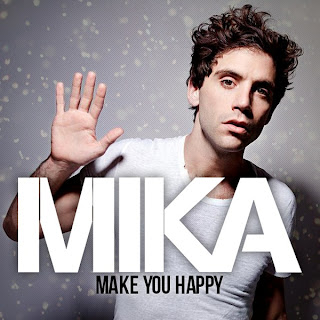 Mika - Make You Happy Lyrics