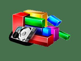 Desfragmentador de disco duro