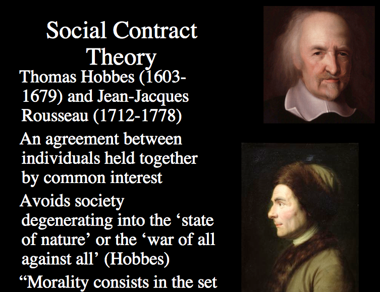 Inadequacies Of Social Contract Theory Coursework Academic Service