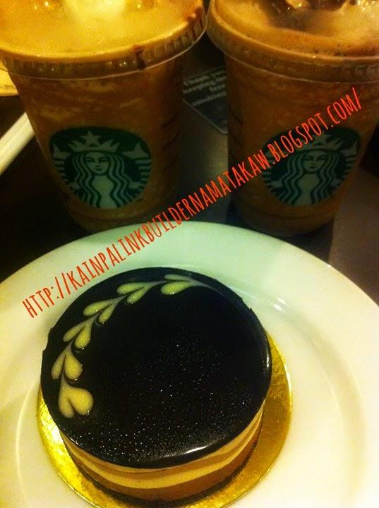 Mocha Frappuccino Starbucks