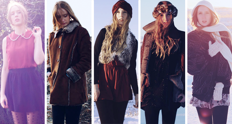 Sarah Loves Blog 2012 winter outfits