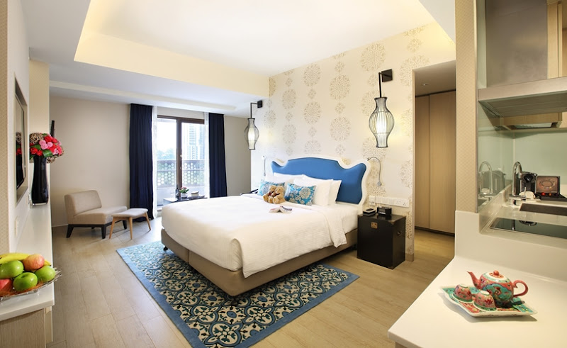 Village Hotel Katong at East Coast Road Singapore