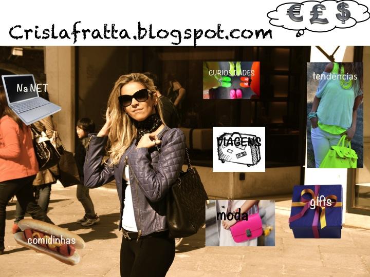 Blog da Cris Lafratta