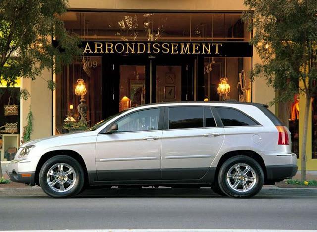 クライスラー パシフィカ | Chrysler Pacifica (2004-2008)