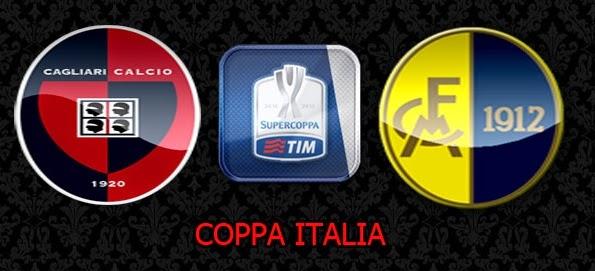 Cagliari Vs Modena