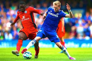 Leicester city vs Chelsea ليستر سيتي يواجه تشيلسي