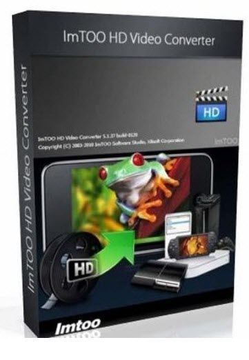 ImTOO HD Video Converter 7.8.6 Build 20150130 Multilanguage
