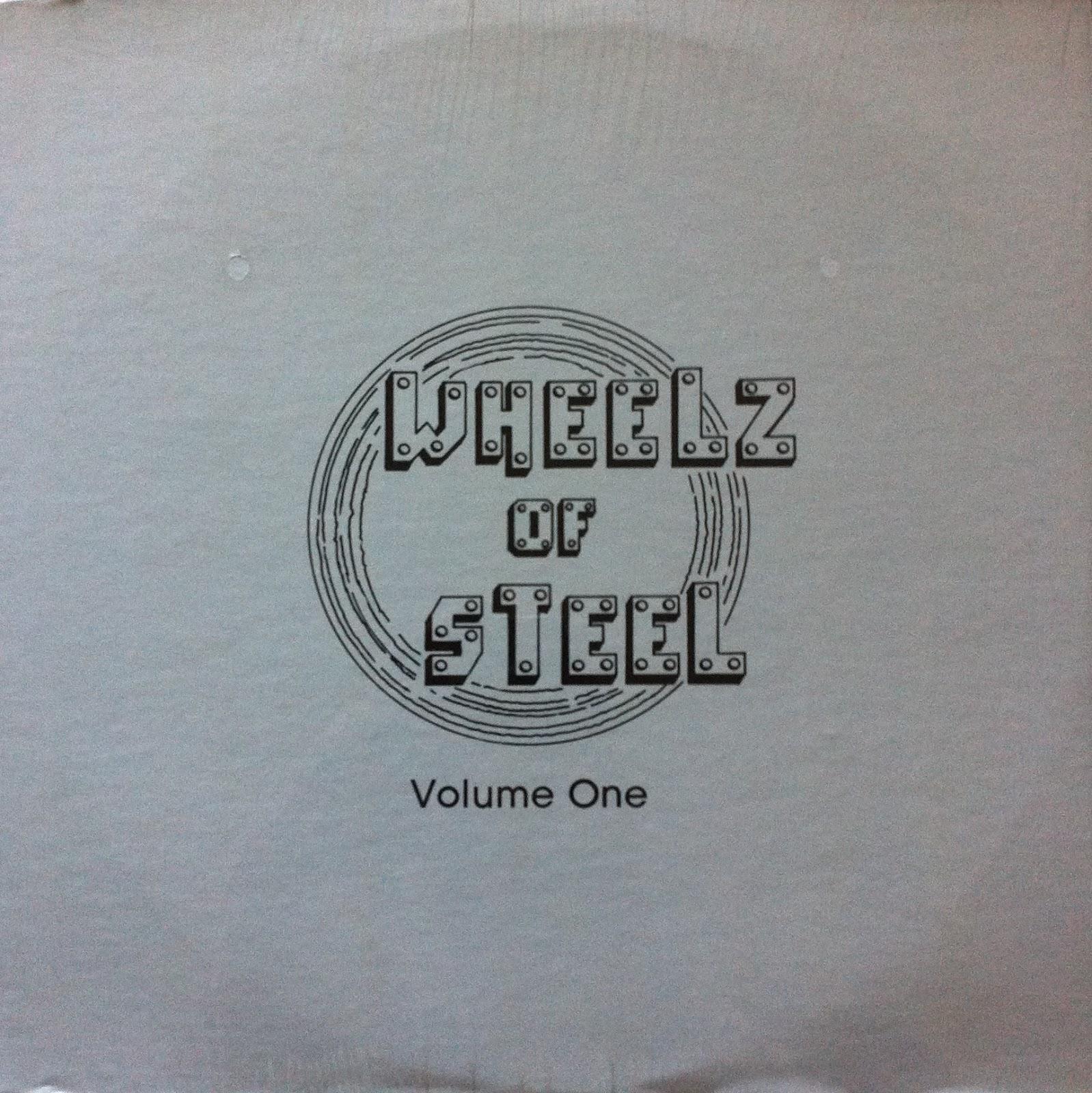 Wheelz Of Steel Volume One