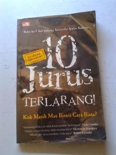 Jual 10 Jurus Terlarang Surabaya