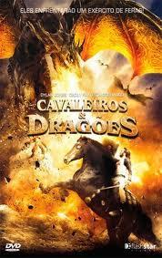 Capa - Cavaleiros e Dragões