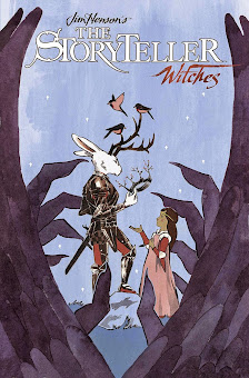 'Jim Henson's The Storyteller Witches'