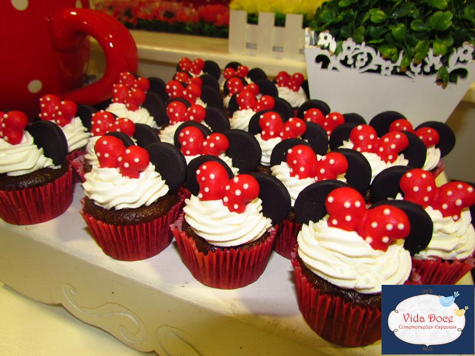 Pin Festa Minnie Vermelha Decoracao De Faca A Cake on Pinterest
