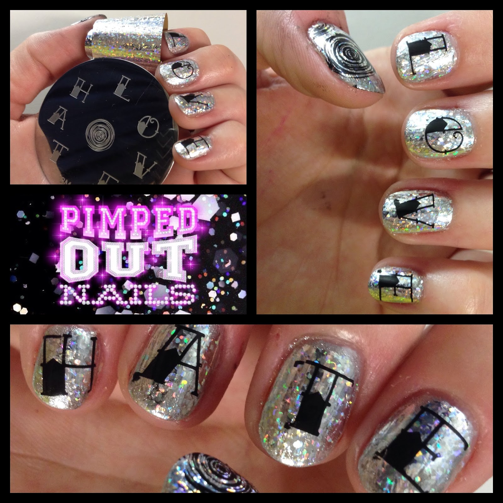 Pimped Out Nails