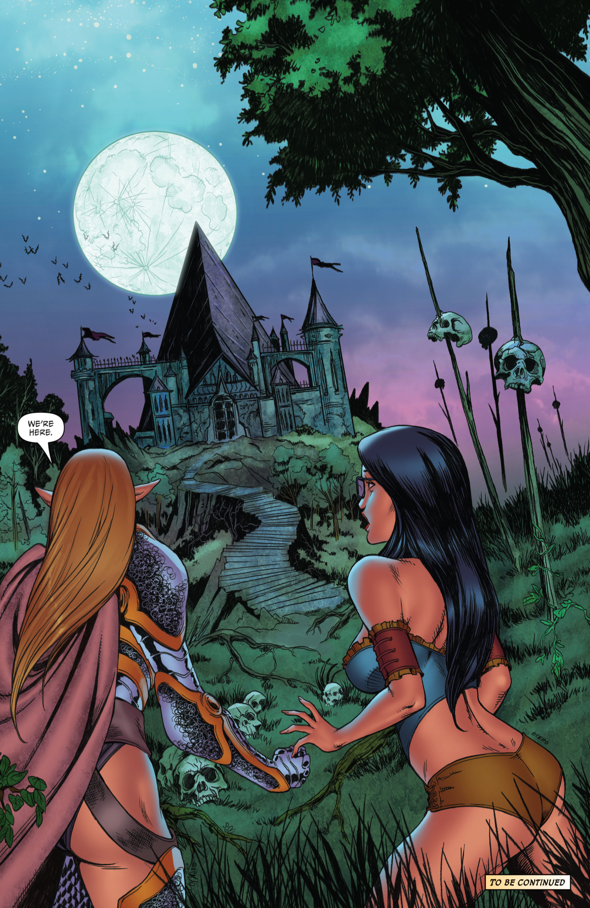 Grimm Fairy Tales (2005) Issue #73 #76 - English 24
