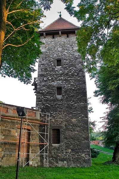 Wieliczka Zamek