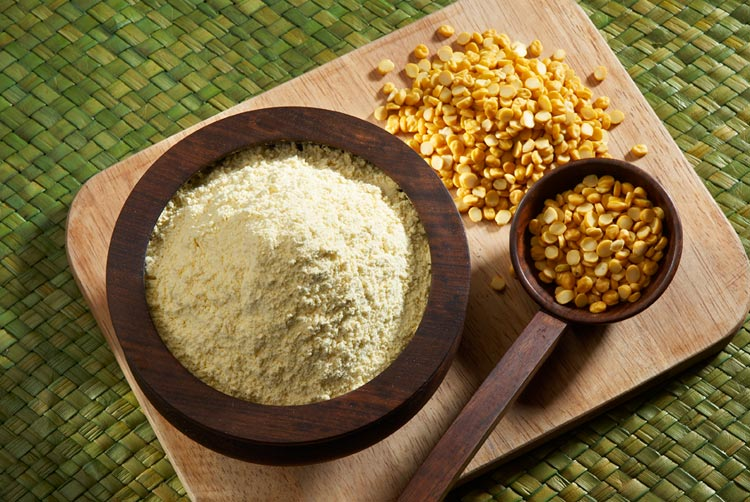 Beauty at its Best: besan, a wonder flour for a great face!