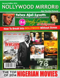NOLLYWOOD MIRROR® SERIES