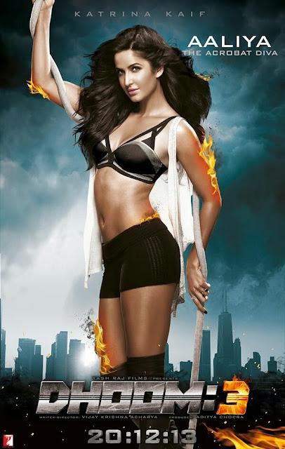 """Dhoom 1-3 (""""Dhoom 5"""") (2004-2012) - Stránka 2 Poster"""