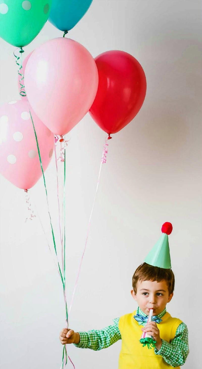 Shop Sweet Lulu's New Party Line, It's A Party balloons
