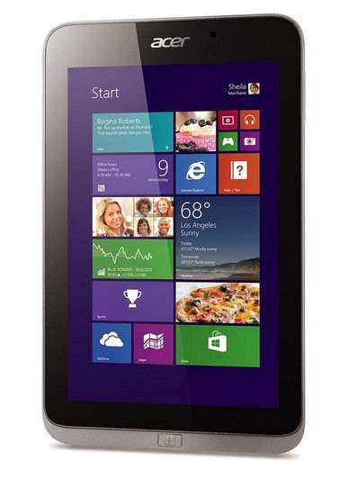 Windows 8.1 Tablet, Acer Iconia W4