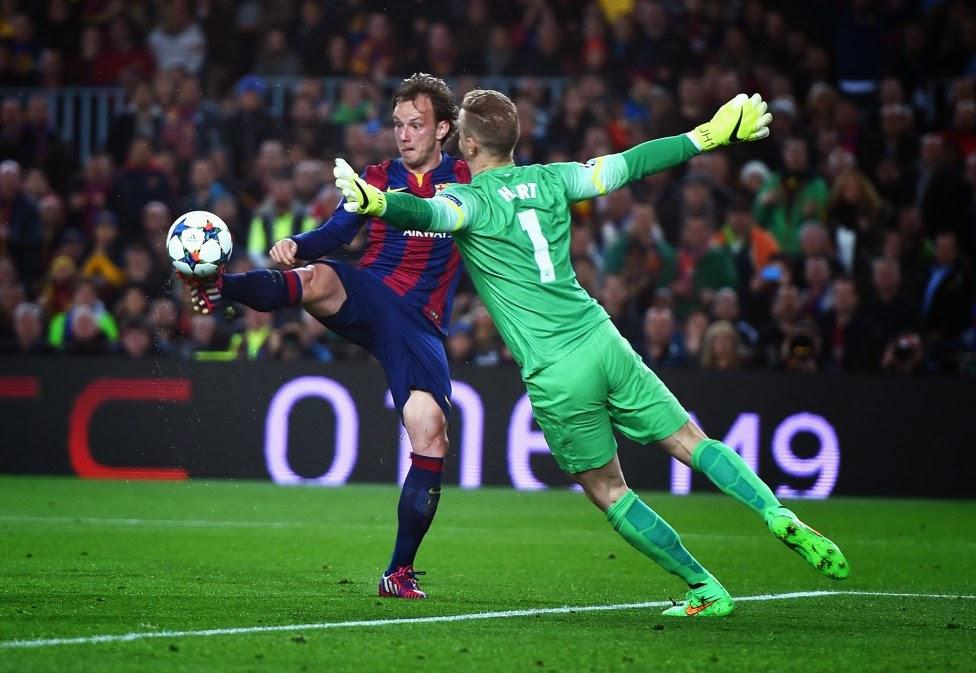 FC Barcelona 2015 Champions League