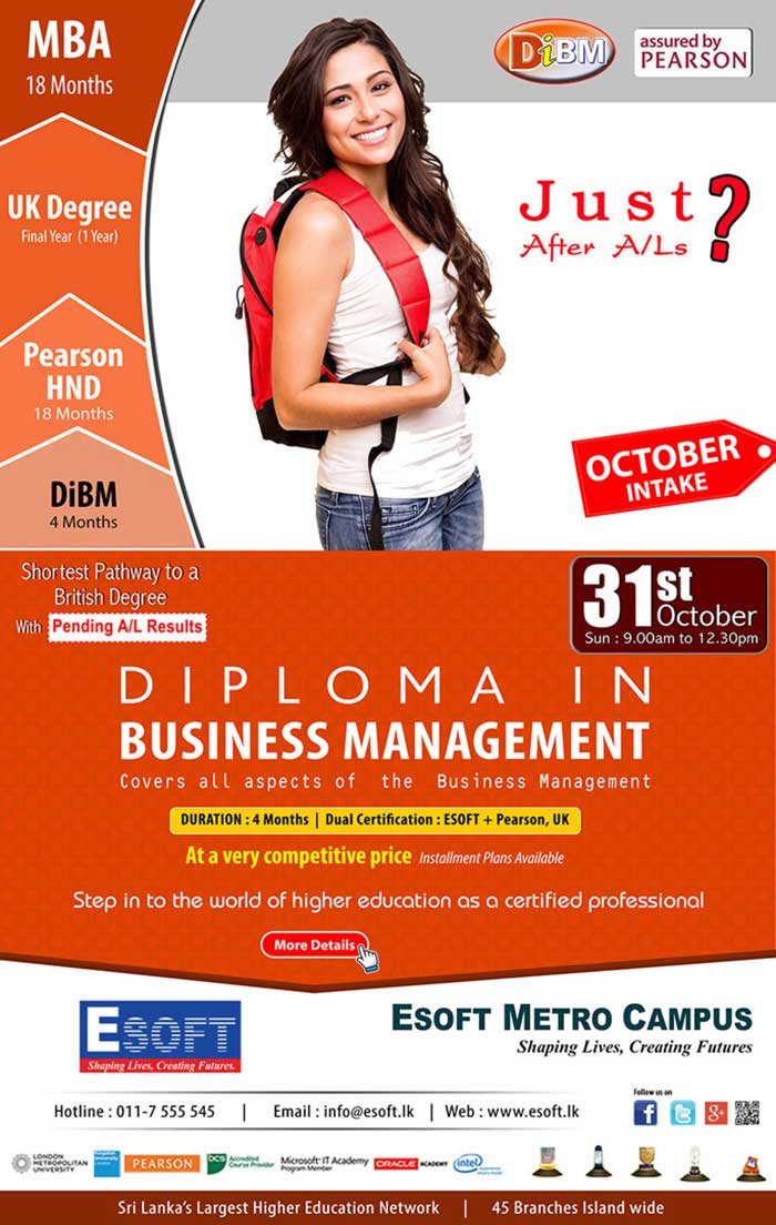This is the ideal course for anyone that has an interest in Business Management on a practical point of view, or for those that would like to progress in the field of business studies. It provides the ideal foundation knowledge reaching into many areas of Business. The value of this course has been enhanced with the accreditation from Edexcel International, UK which means that you now receive an internationally recognised certificate issued by Edexcel, subject to Edexcel approval.