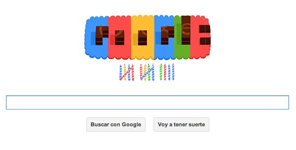 Google cumple hoy 14 años de ser el buscador más importante en internet