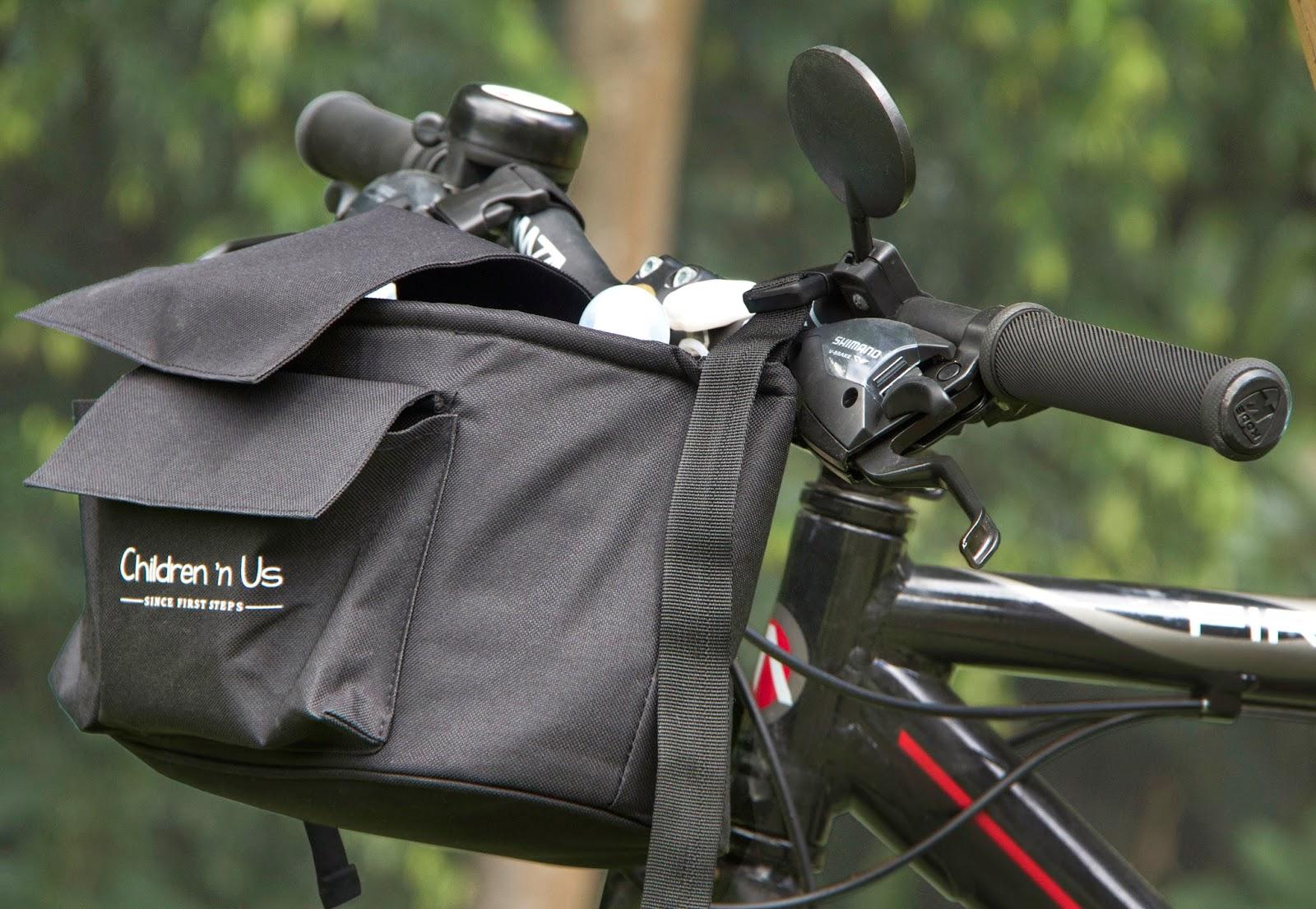 Biking-Handy Stroller Organizer
