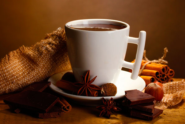 Café e Chocolate amoooo