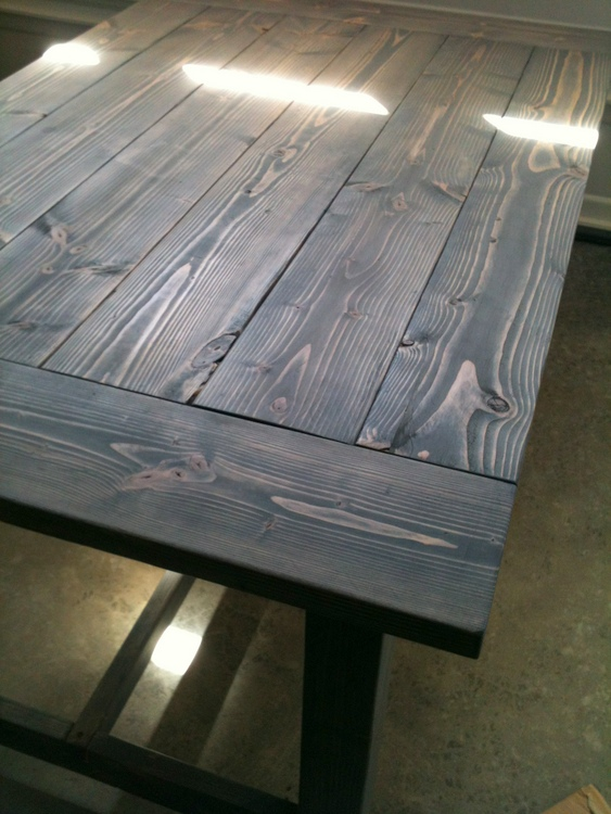 Lovesome Make It A Farmhouse Table