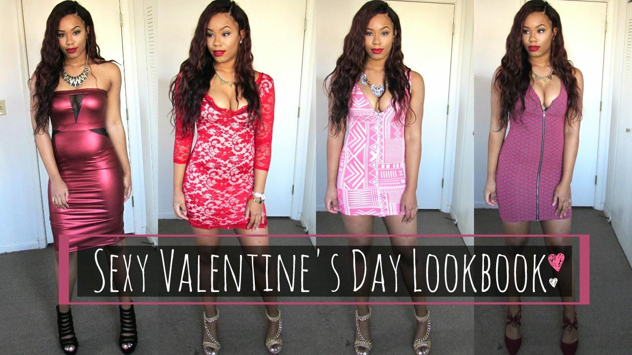 Beauty By Genecia Sexy Valentine S Day Lookbook Shop My Closet