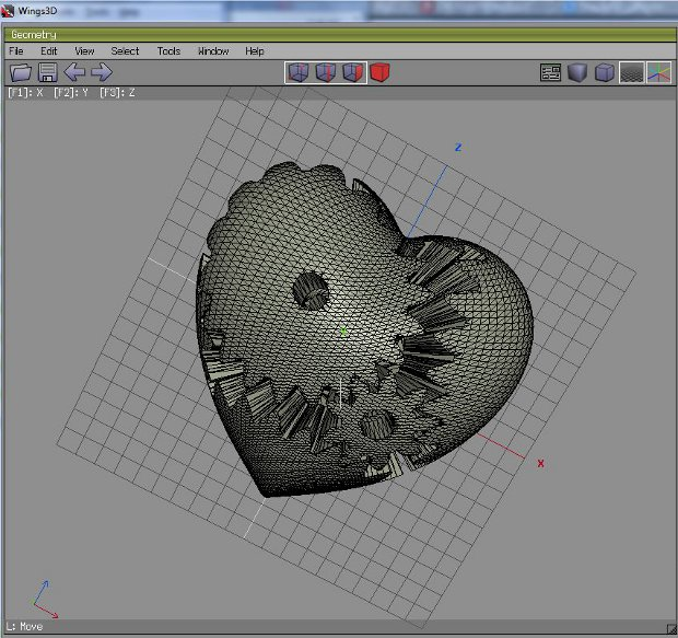 3d gun image 3d design software for 3d decoration software