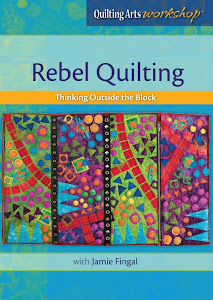 Rebel Quilting with Jamie Fingal